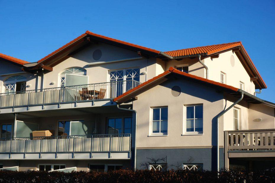 Geräumige Ferienwohnung mit 2 Balkonen