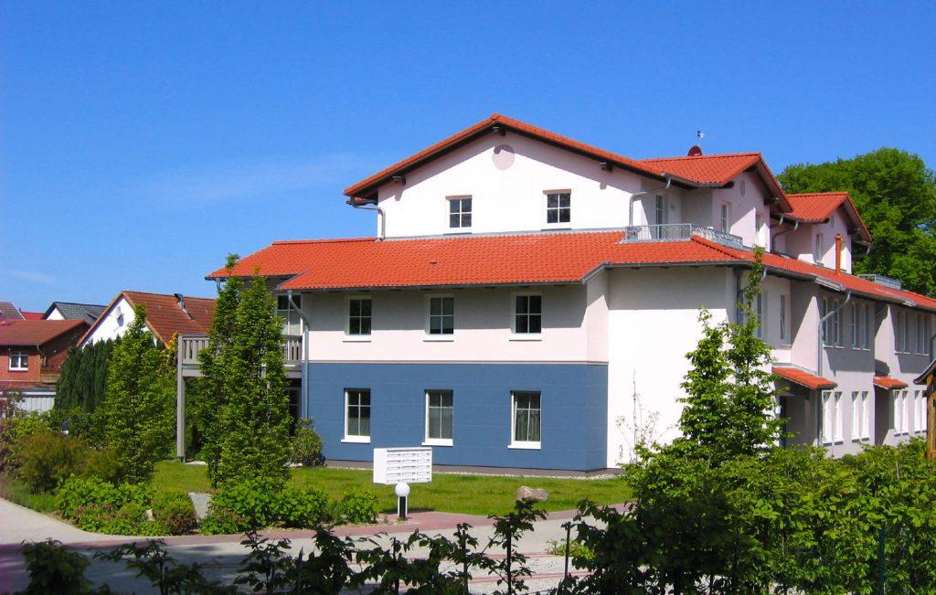 Residenz Leuchtturm in Rerik an der Ostsee