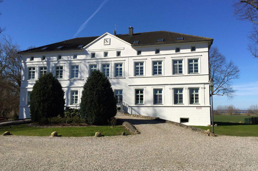 Gutshaus in Blengow