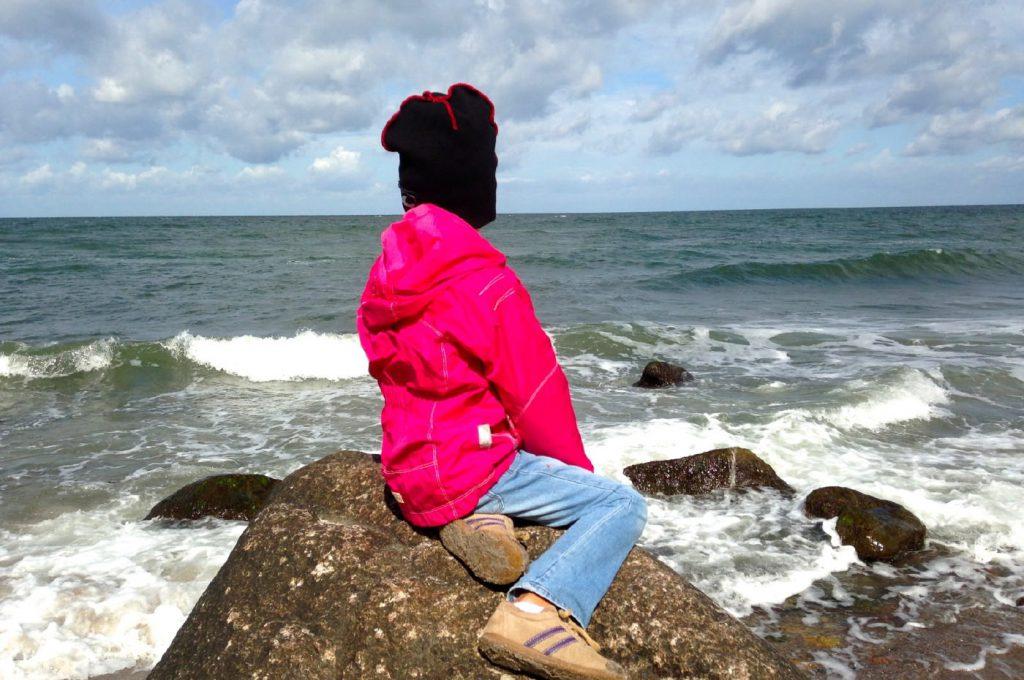Kinder in Rerik an der Ostsee