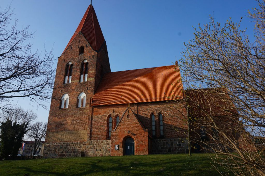 Kirche in Rerik