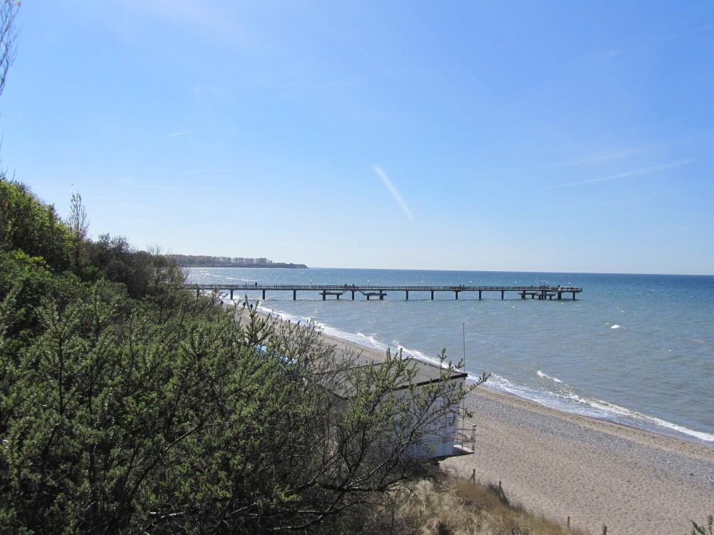 Rerik Seebrücke Ostsee