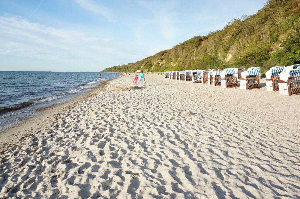 Strand im Ostseebad Rerik