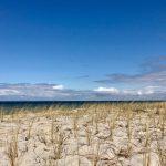 Blick auf die Ostsee in Rerik