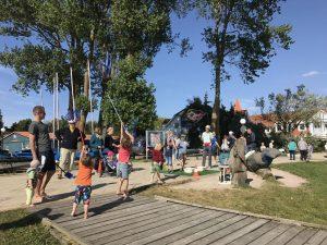 Kinder im Ostseebad Rerik am Salzhaff