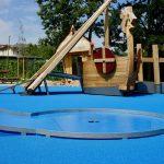 Neue Minigolfanlage in Kühlungsborn
