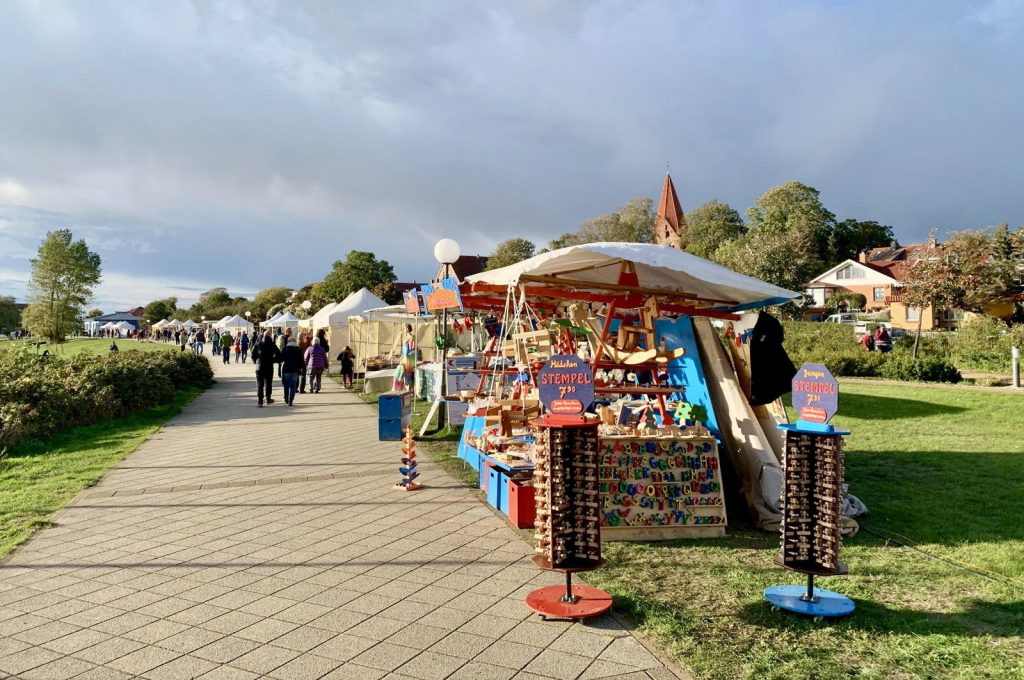 Rerik Küstenmarkt am Salzhaff