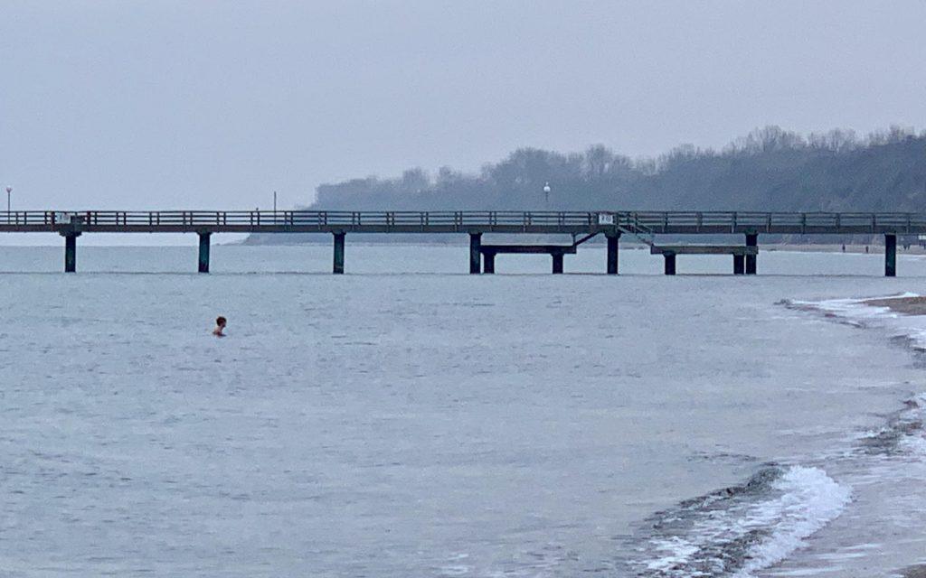 Rerik Ostsee Anbaden